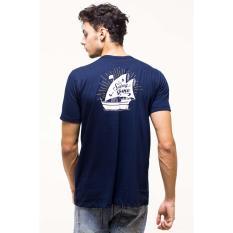 ERIGO Tshirt-SAILINGHOME Unisex  NAVY