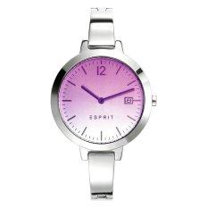 Esprit Jam Tangan Wanita - Putih Pink - Stainless Steel - ES107242008
