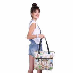 Exsport Coachella Tote Bag - Cream
