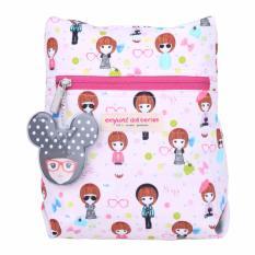 Exsport Doll Series 2 Mini Shoulder Bag - Pink