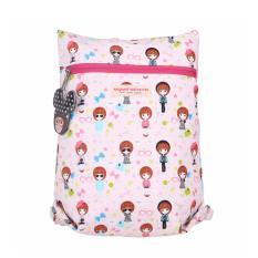 Exsport Tas Ransel Mini Wanita Doll Series 2 - Pink