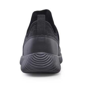 Fashion Running Shoes ZOQI Men's Sports Shoes Sneaker (Black) - intl - 2