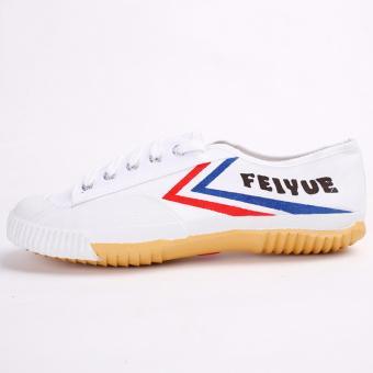 Feiyue Retro Classic Running Shoes (White) - intl - 4
