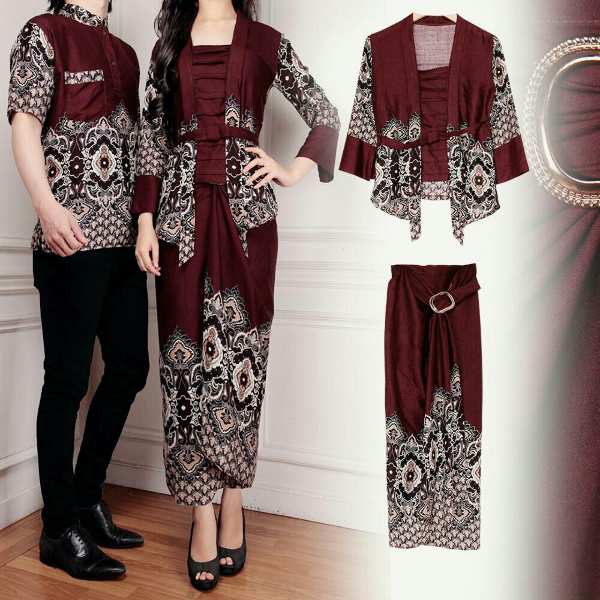 Baju Batik Pria Lazada: Batik Modern Com