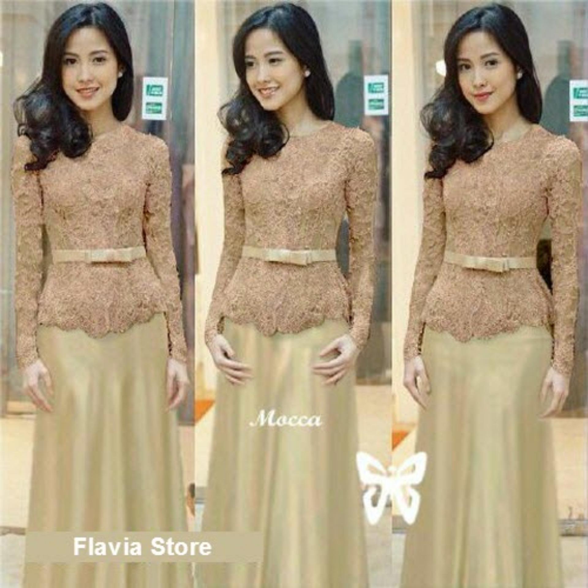 ... Gamis   Gaun Jika Anda membeli Flavia Store Maxi Dress Lengan Panjang  FS0503 - MOCCA   Kebaya Modern   Gamis   Gaun Pesta Muslimah   Baju Muslim  Wanita ... 07341d83dc