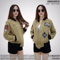 Flight Bomber Ladies Urband Absolute (Dark Cream)