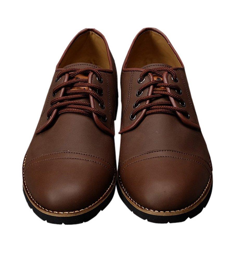 Footstep Footwear Pedro Dark Brown ...