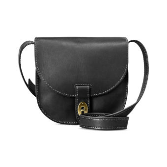 Fossil Kendall Satchel Zb7105p Daftar Harga Terlengkap Indonesia Source · Fossil Austin Flap Small Cross body Black Leather