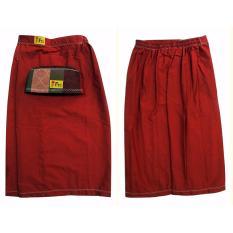FTC - Banaka Sarung Celana Anak Size L (Orange)