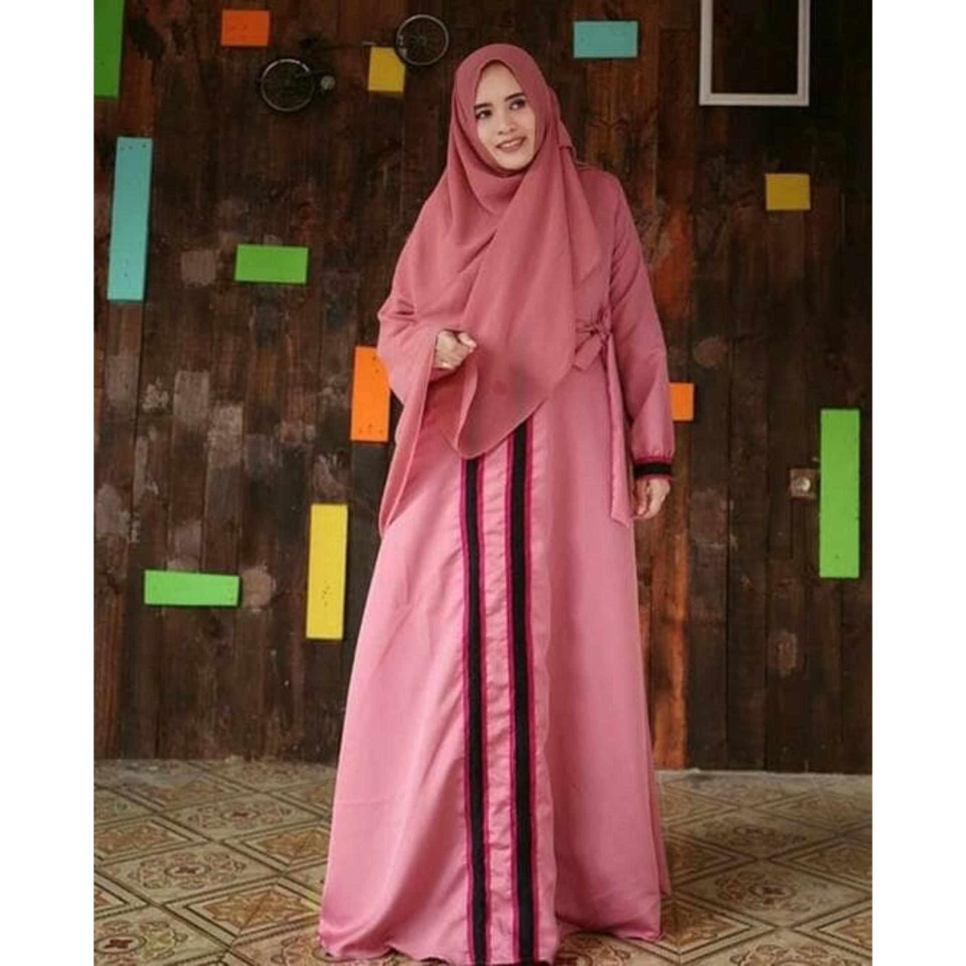 ... Muslim Baju Modern Cantik Trendy Terkini Murah. Source · Uc Kebaya Modern Atika Gamis Kutu Baru Modern Hijab Syari Syari ... - Baju