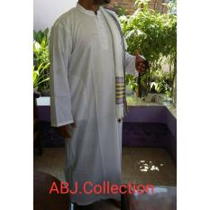 Gamis pria dewasa/ jubah ikhwan s-xxl baju muslim koko