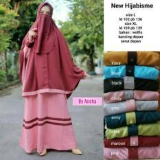 gamis Syari hijabisme ori aiisha