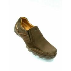 Belanja murah GATS SHOES Sepatu Kulit Pria PB 3705 Brown Belanja Terbaik 76e5a6e574