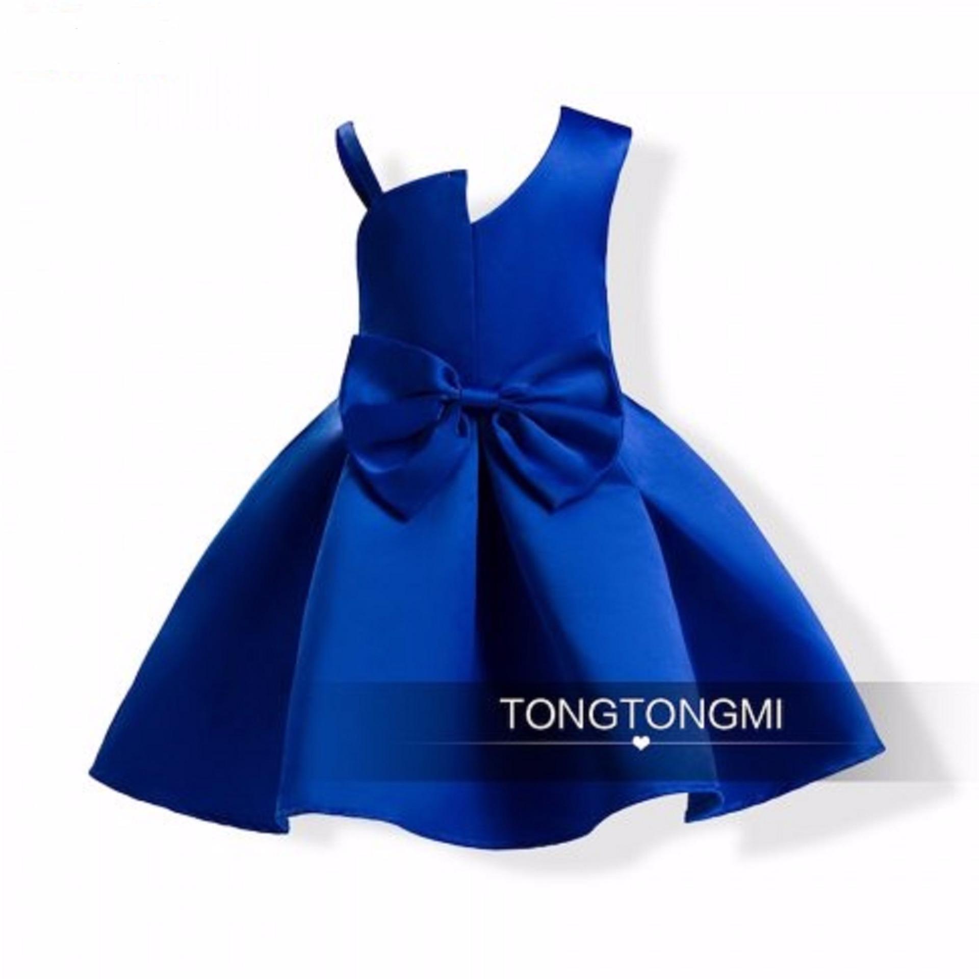 Gaun Dress Anak Perempuan TTM 10A
