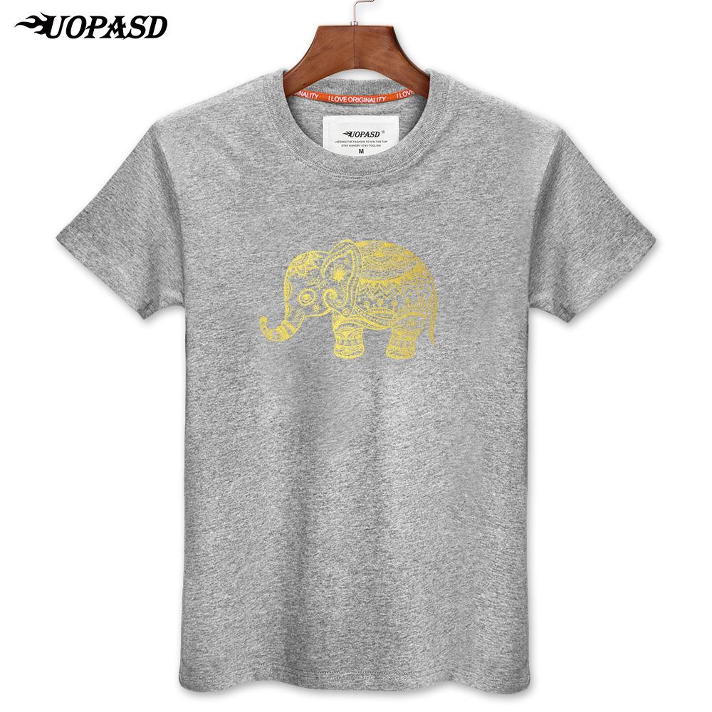 Flash Sale Gaya Cina katun pria leher bulat lengan pendek penuh kasih kemeja t-shirt
