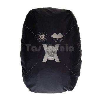 ... Gear Bag - Cyborg X23 Backpack - Black Grey + Raincover + FREE Mini Cano Traveller