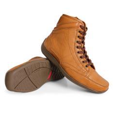 Gino Mariani Elario 2 Leather - Coklat Muda