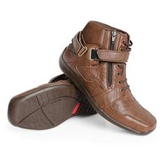 Gino Mariani Elario 3 Leather - Coklat Tua