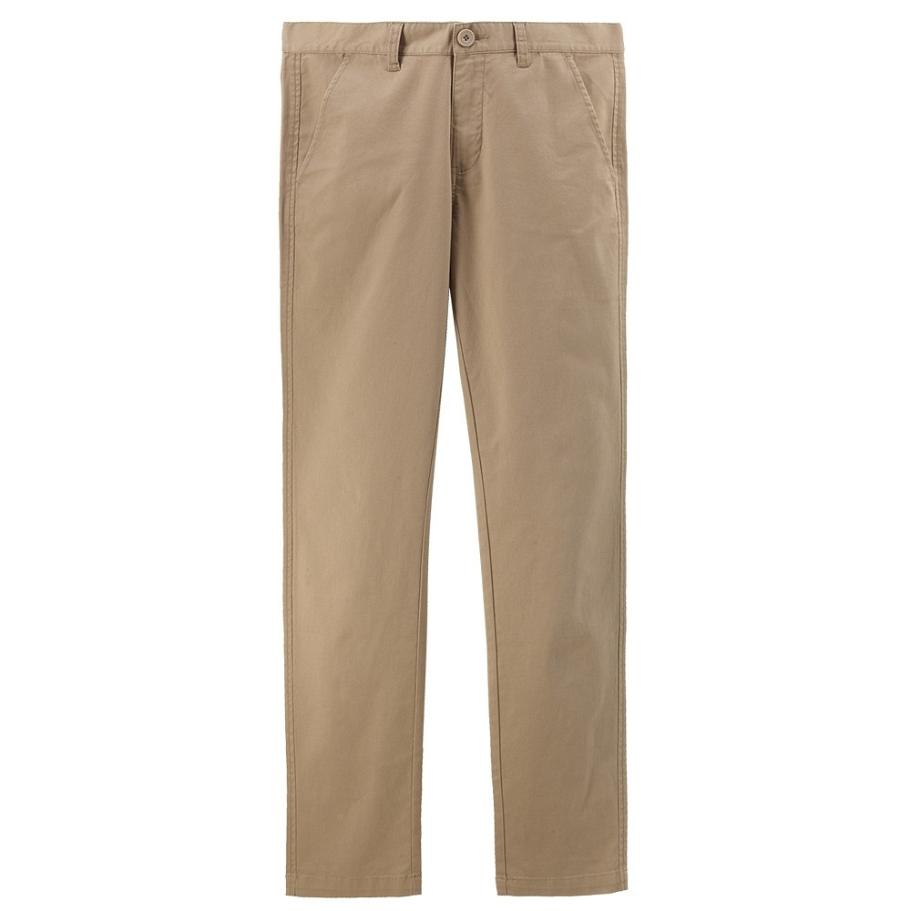 Flash Sale Giordano Pakaian Pria Slim Lurus Celana Celana Cargo (16 Baru Sahara Warna)