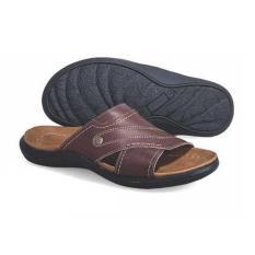 Golfer Gf.7809 Sandal Casual Pria-Leather (KULIT)-Kekiniian Edisi 2017