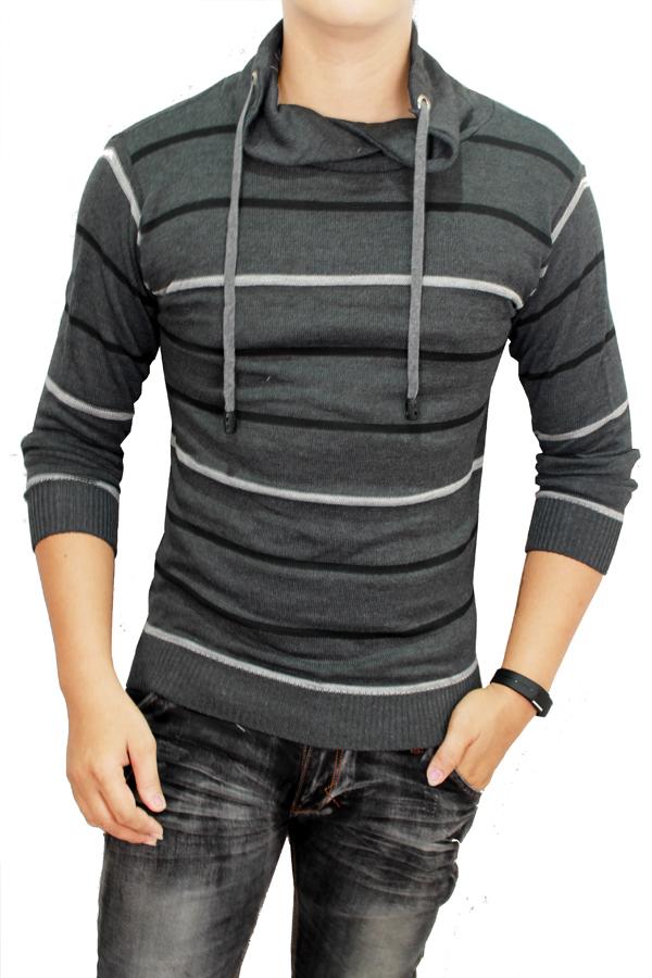 Flash Sale Gudang Fashion - Sweater Pria Rajut - Kombinasi Warna