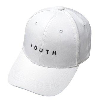 Hanyu Orang Perempuan Baru Mengkilap Des Kekasih Topi Baseball Katun Source · HengSong Youth Baseball Wanita