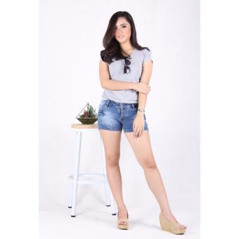 Hot Pants Celana Pendek Jeans (6034) ...