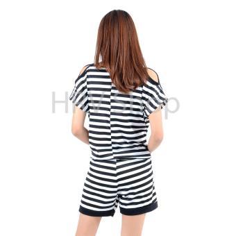 HRV Shop Jumpsuit Wanita Riani - Salur - 3 .