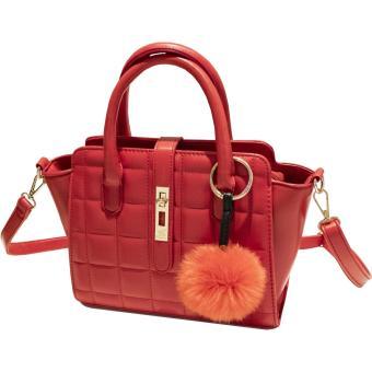 Pillow Bag Jims Honey - Red