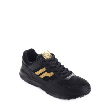 Harga Piero Jogger Union Black/Gold/White