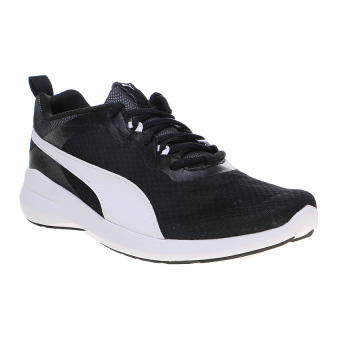 Harga Puma Pacer Evo Running Shoes - Puma Black-Puma White
