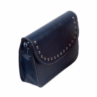 Harga Paroparoshop Kenneth Slingbag - Navy Blue