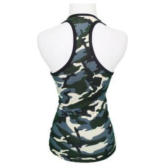 Hot Loreng Harga Source · Gambar Produk Gudang Fashion Pakaian Tank Top Loreng .
