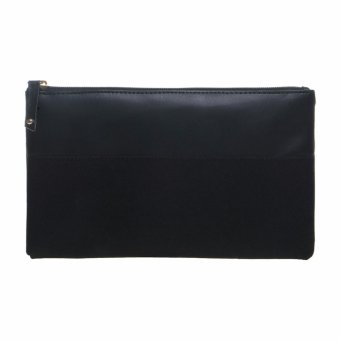 Harga Mayonette Two Tone Pouch - Hitam