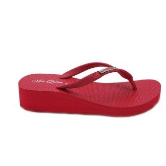 ... Ando Sandal Jepit Nice Queen Ladies Fushia 4