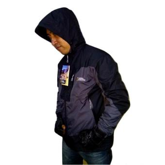 Harga National Geographic Jaket Gunung (Hiking) (Grey)