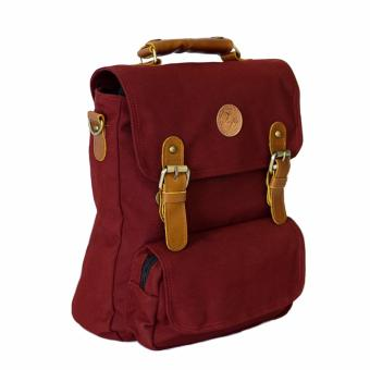 Harga Firefly Quincy Maroon / Backpack / Sling Bag