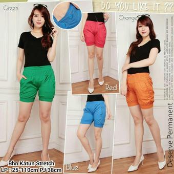 168 Collection Celana Kulot Kenyra Plisket Long Pant Pink Review Source · 168 Collection Celana Hotpant Winda Sort Pant Merah