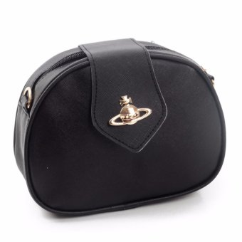 Harga Paroparoshop Saturn Slingbag - Black
