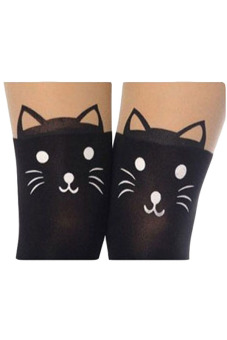 Ronaco Stocking Cat - Hitam - 5
