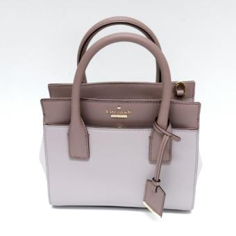 Harga Kate Spade Cameron Street Mini Candace (Colorblock Dusty Pink)