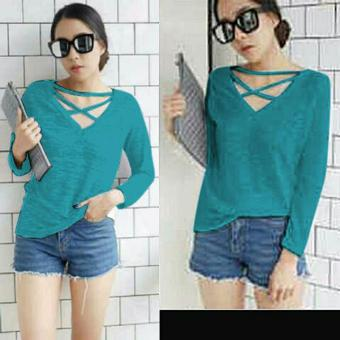 Harga Grateful Blouse Meica - Tosca