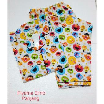 Harga Fortune Fashion Piyama Elmo Panjang