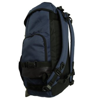 ... Elfs Shop Tas Ransel Canvas Toretto Gunung 1U Biru Dongker 2