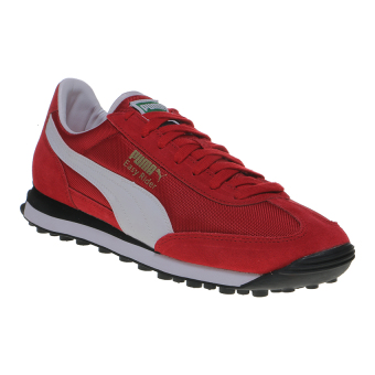Harga Puma Easy Rider OG Running Shoes - Barbados Cherry-Puma White