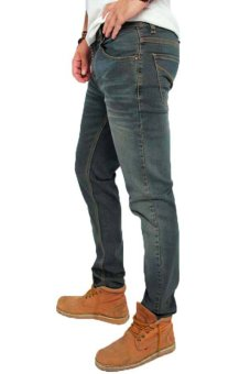 Beli 2nd Red 124230 Jeans Fs Wisker Spray Biru Spek Harga Source · 2ndRED 133223 Jeans Slim Fit Wisker Dark Grey 4