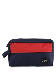 Harga Monday2Weekend M2W SP001 Waterproof Pouch - Blue Red