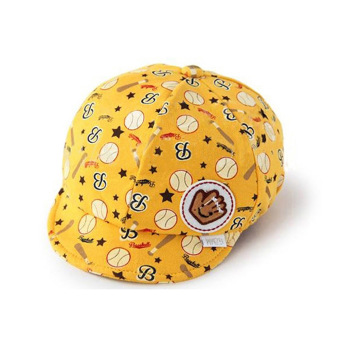 Harga PAlight Baby Kids Lovely Baseball Caps Beret Hats (Yellow) - intl