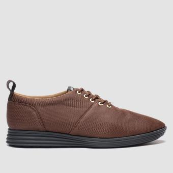 Harga Signore Stealth Low Brown Black Sole