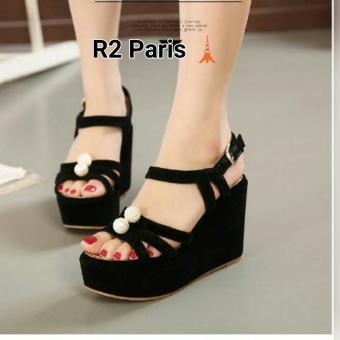 R2 Paris Wedges Sandal Camia Pink Models And Prices Indonesia Source · R2 Paris Sepatu Wedges